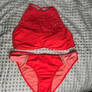 NWT Xhilaration 2 piece Bikini, Size XL